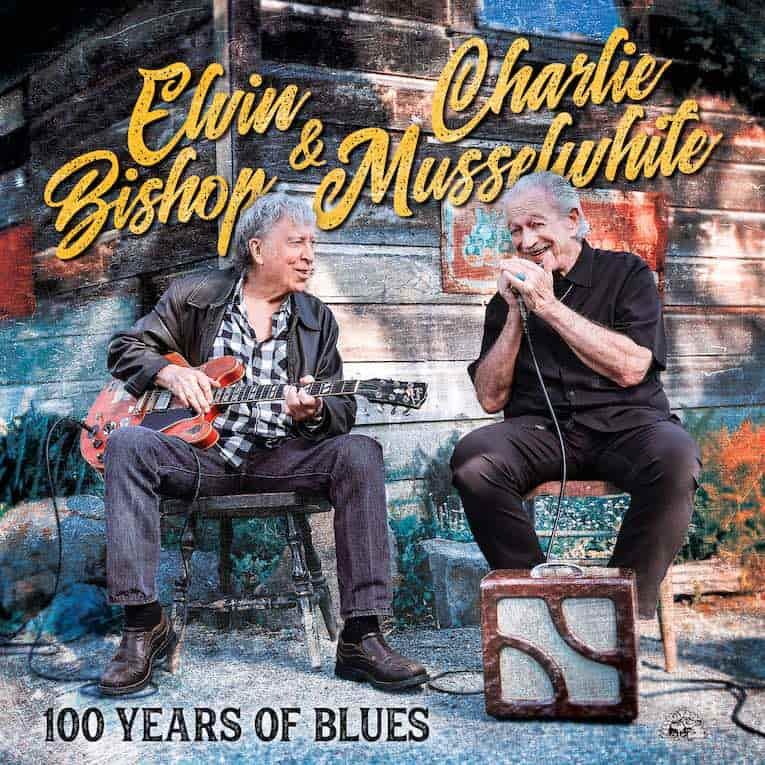 Elvin Bishop Charlie Musselwhite album cover