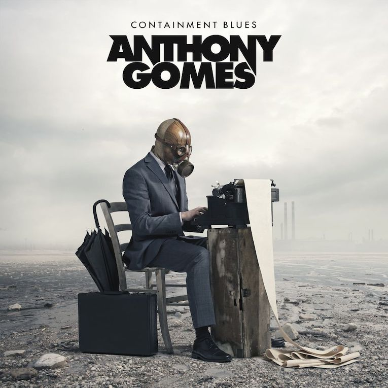 Anthony Gomes Containment Blues album cover
