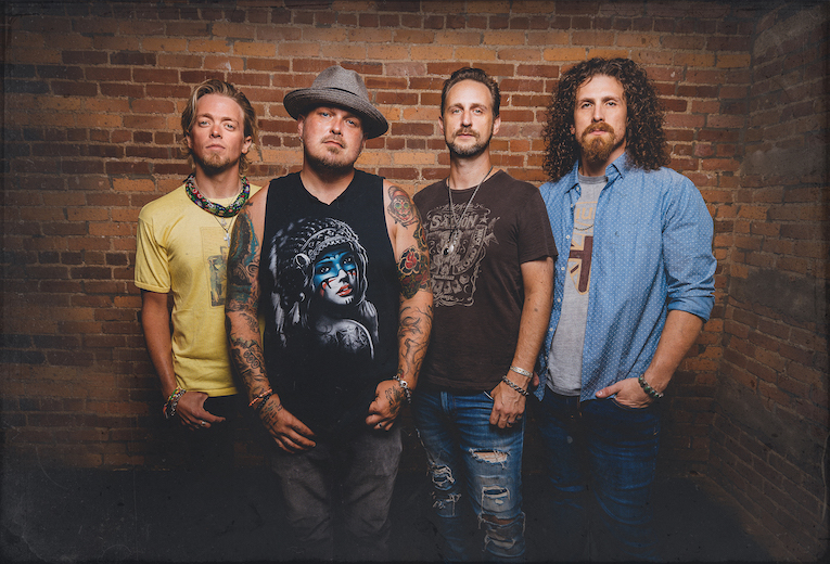 Black Stone Cherry band photo