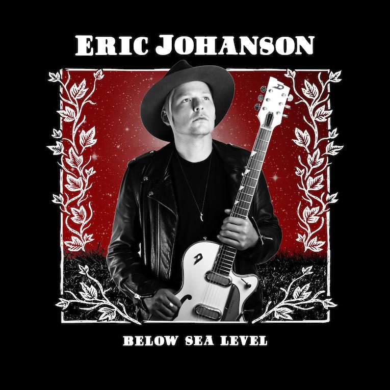 Review: 'Below Sea Level' Eric Johanson album cover