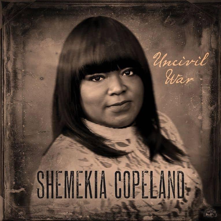 Shemekia Copeland Uncivil War album cover