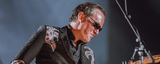 Review: Joe Bonamassa Performs Virtual Concert The Ryman Auditorium, Nashville, TN