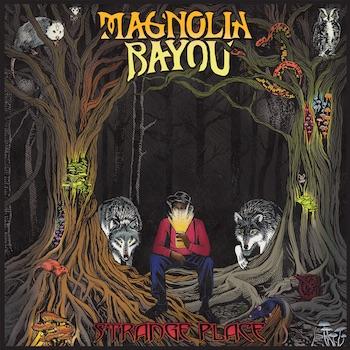 Magnolia Bayou Strange Place album cover