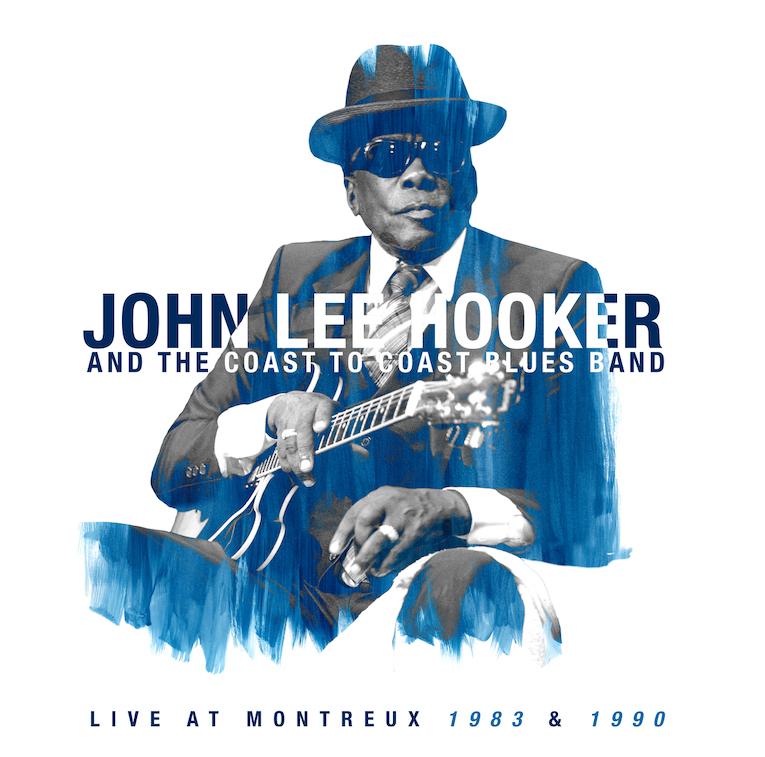 John Lee Hooker Live At Montreux 1983 & 1990 poster