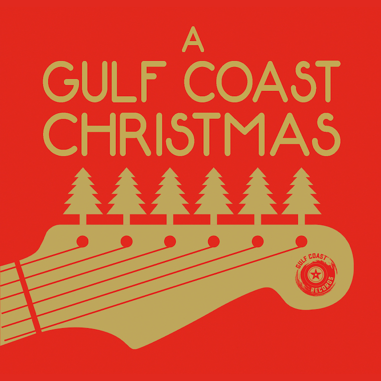 A Gulf Coast Christmas album cover