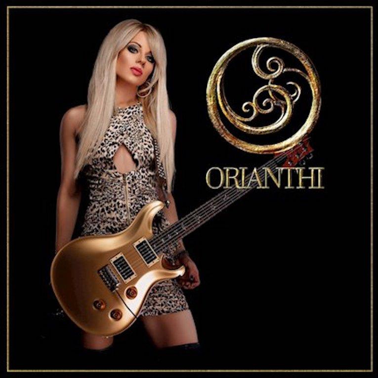 Orianthi O album cover