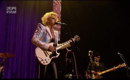 Samantha Fish Live At The Ryman