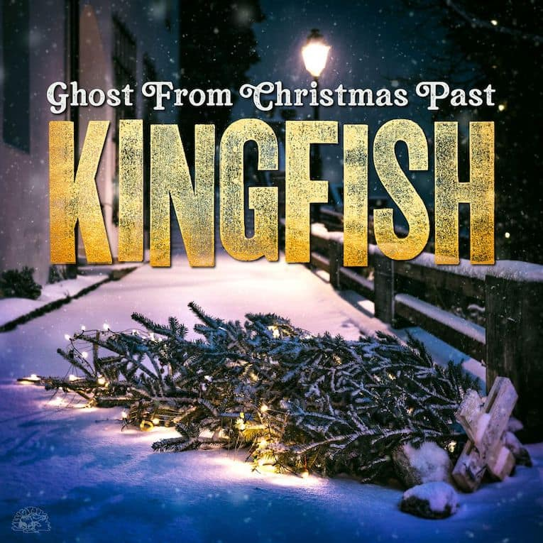 Kingfish Ghost From Christmas Past song image