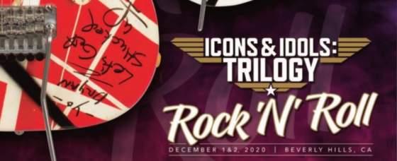 Jimi Hendrix, Albert King & Eddie Van Halen Guitars Up For Auction