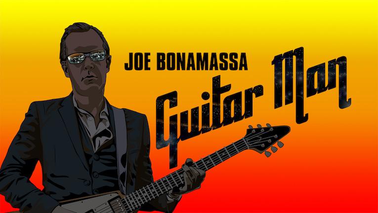 Joe Bonamassa Guitar Man image