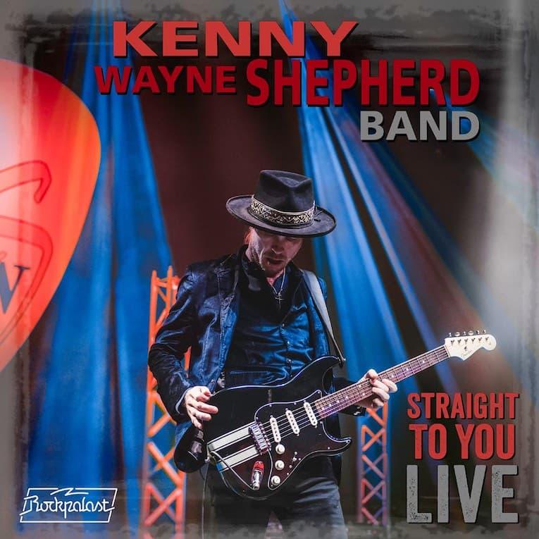 Kenny Wayne Shepherd Band Straight To You Live album cover
