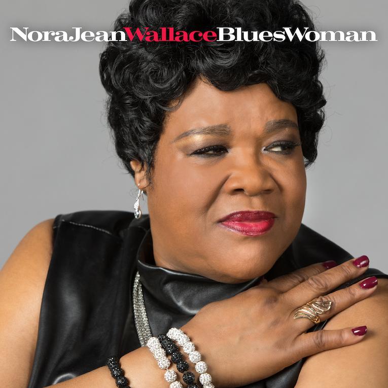 Nora Jean Wallace Bluesman album cover