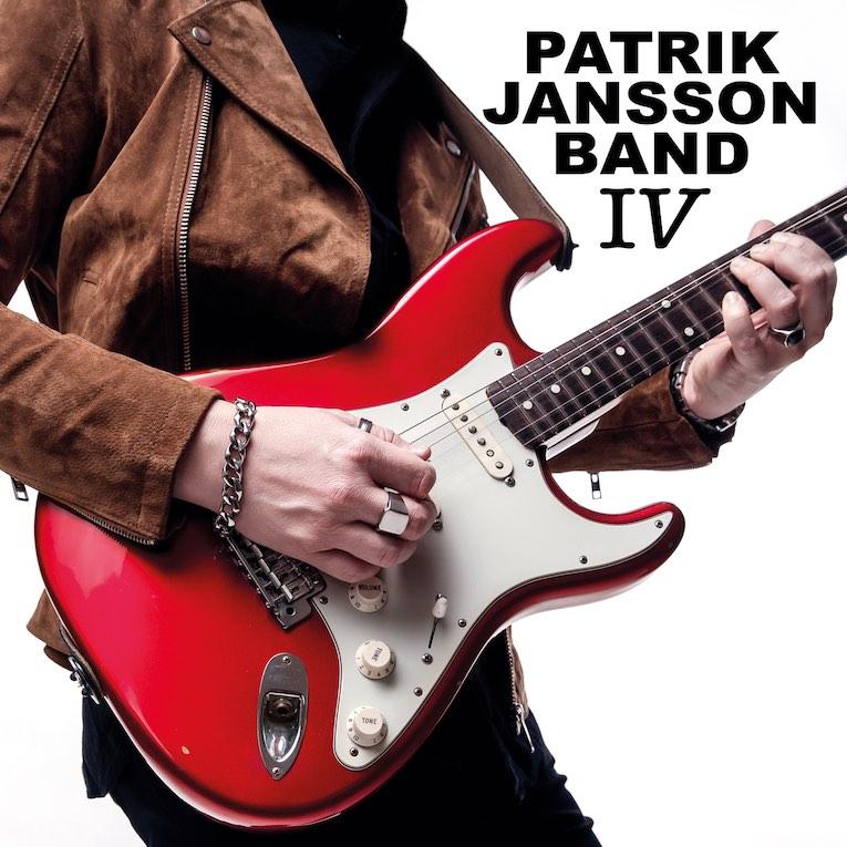 Patrik Jansson Band, IV, album cover
