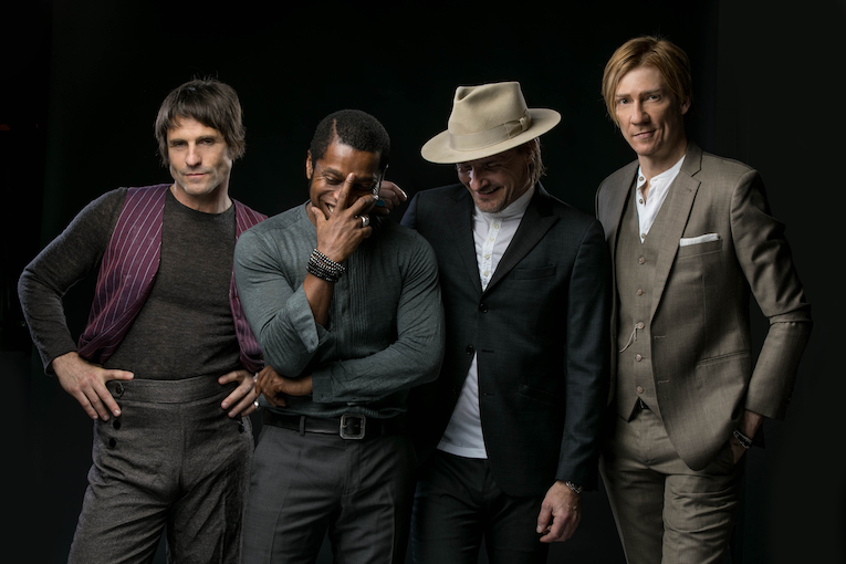 Vintage Trouble Releases Video Of Edwin Starr S War Rock And Blues Muse