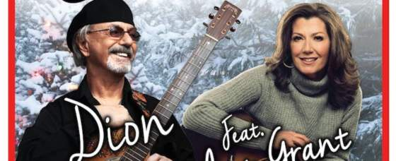"""Dion Releases """"Hello Christmas"""" Featuring Amy Grant"""