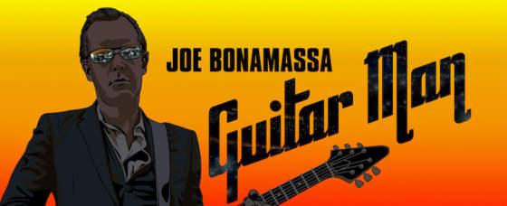 Story of Legendary Bluesman Joe Bonamassa in 'Guitar Man' Documentary Releases Dec. 8, 2020