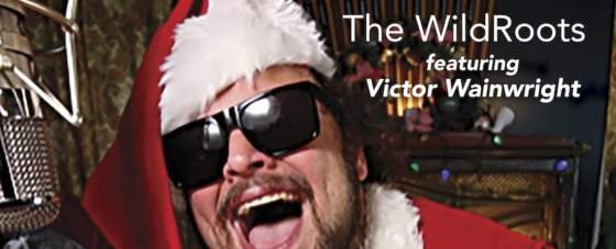 Video Premiere: 'Santa Claus Is Back In Town' Victor Wainwright The WildRoots