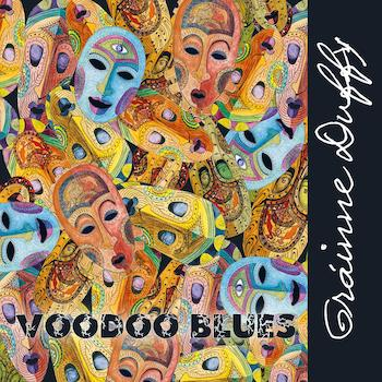 Gráinne Duffy Voodoo Blues album cover