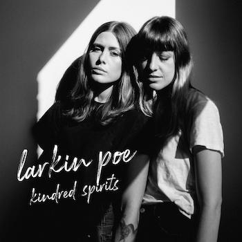 Larkin Poe Kindred Spirits album cover