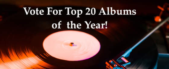 Vote for Top 20 Blues, Rock and Roots Albums of 2020