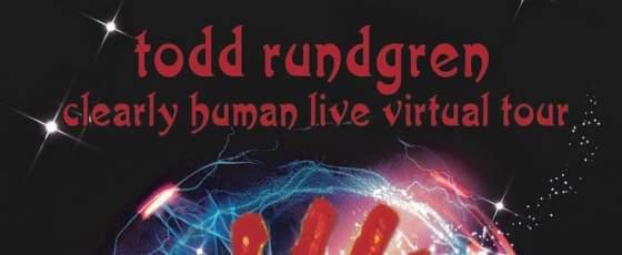 Todd Rundgren Announces First Ever Multi City Virtual Concert Tour