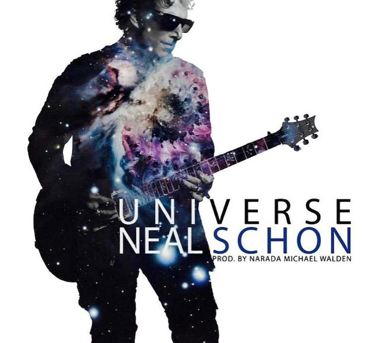 Neal Schon Universe album cover