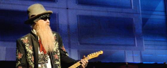 ZZ Top's Billy Gibbons Announces New Year's Eve Virtual Concert