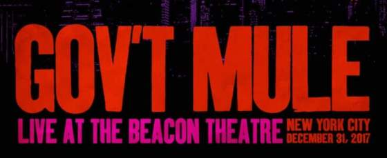 Review: Gov't Mule 'Live At The Beacon Theatre'