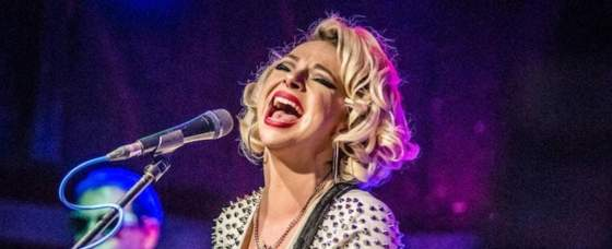 Samantha Fish Rescheduled March 2021 UK Tour