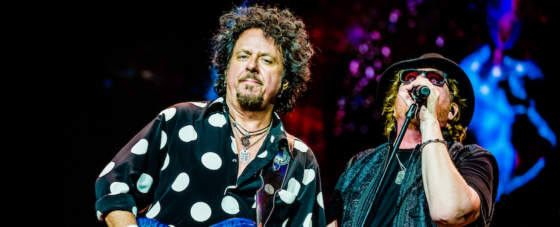 "Steve Lukather and The Players Club Release ""Serpent Soul"" From New Studio Album"