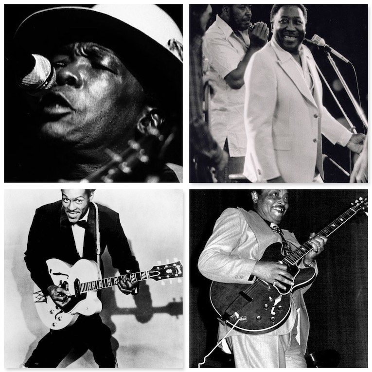 Chess Records artists photo