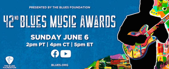 42nd Blues Music Awards Nominees Announced