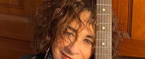 The Night I Jammed With Jimmy Page by Joanna Connor