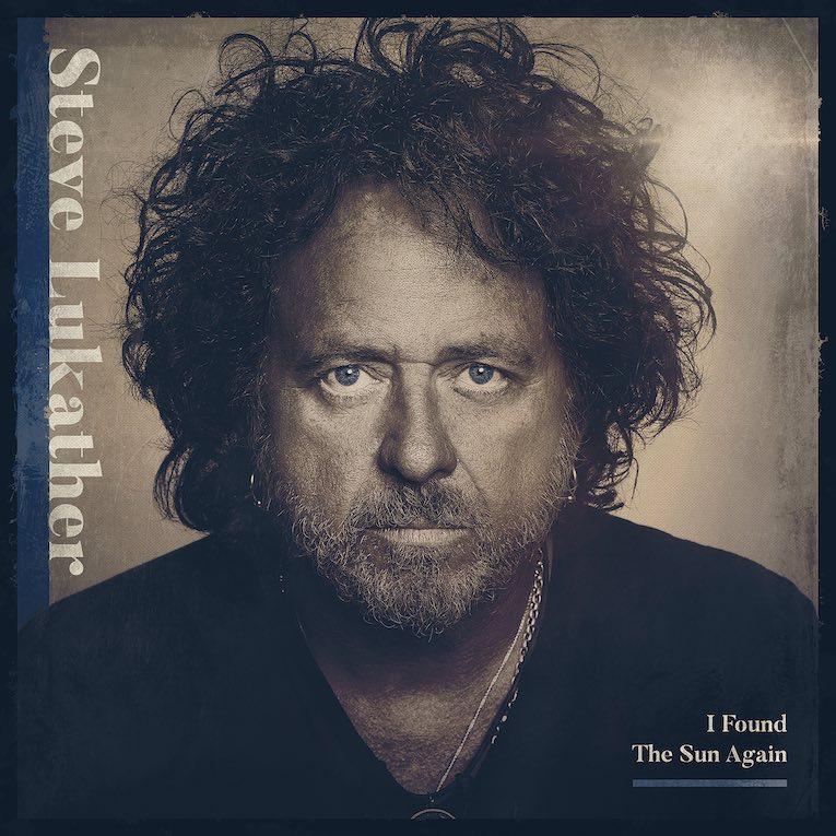 Steve Lukather I Found The Sun Again single cover