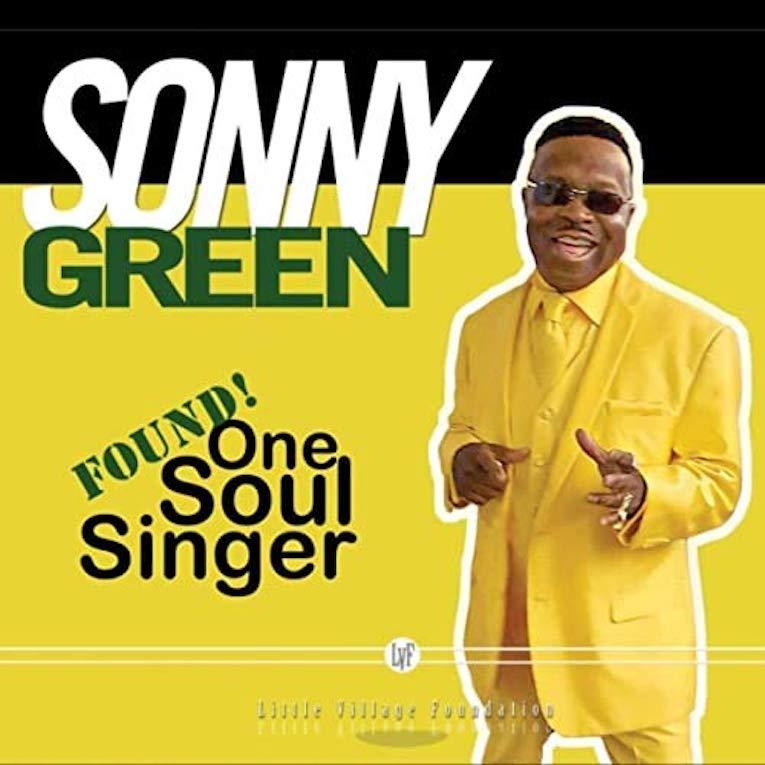 Found! One Soul Singer' Sonny Green album cover