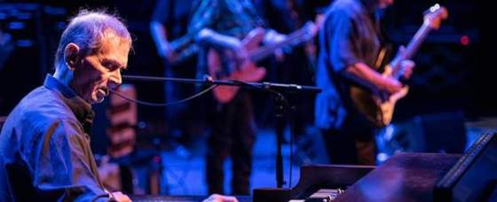 Former Lou Reed, Foreigner, Downchild Keyboardist Michael Fonfara Dies at 74