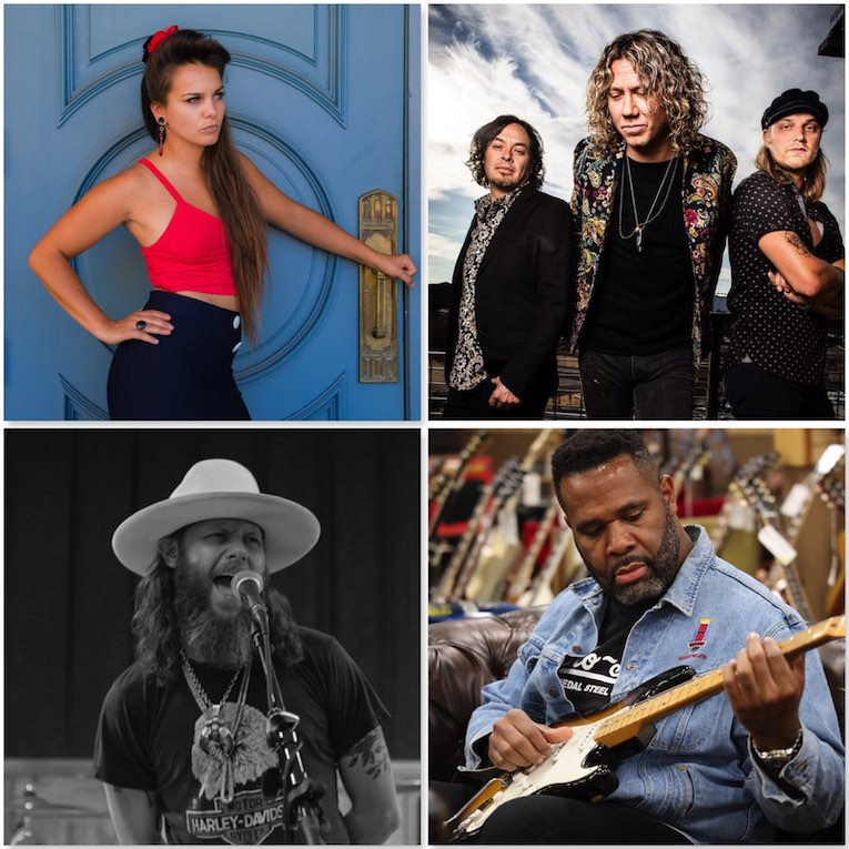 10 New Killer Blues, Rock & Roots Songs To Relieve Your Pandemic Winter 2021 image