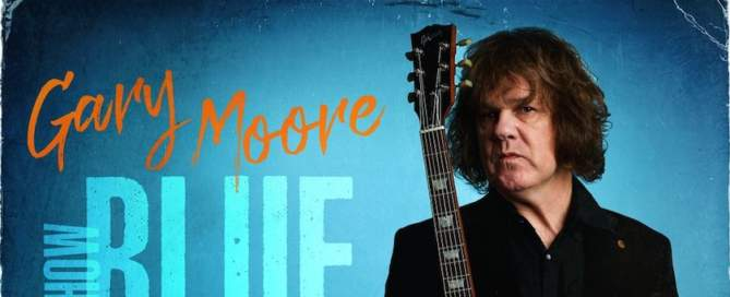 Gary Moore How Blue Can You Get album cover