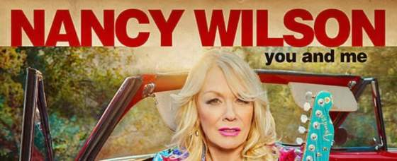 Nancy Wilson Heart Co-Founder To Release First Solo Album 'You And Me'
