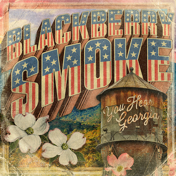 Blackberry Smoke You Hear Georgia album cover