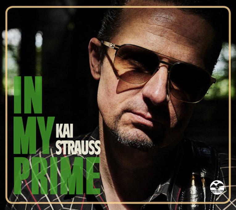 Kai Strauss In My Prime album cover