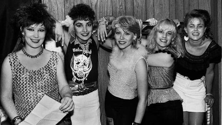 The Go-Go's photo