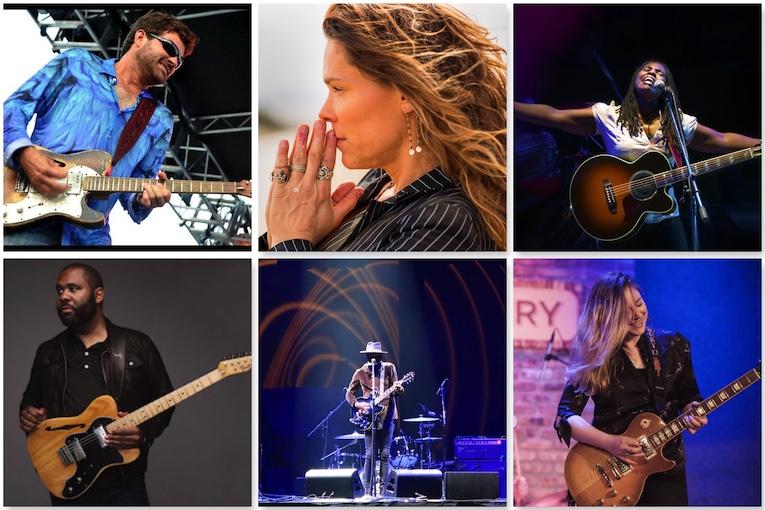 75 Modern Blues & Blues/Rock Artists You Must Hear 2021 image