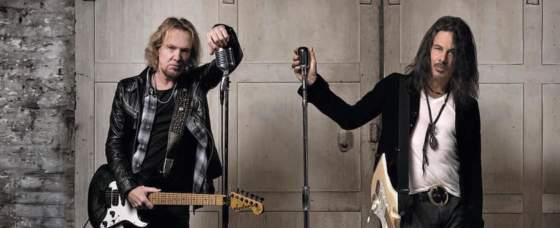 Review: 'Smith/Kotzen' by Adrian Smith & Richie Kotzen