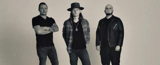 "Modern Rock Power Trio Shaw Davis & The Black Ties Release New Single ""Higher"""