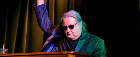 Live Stream: Virtuoso Blues Pianist Anthony Geraci & the Boston Blues All Stars March 19, 2021