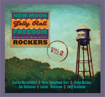 New Moon Jelly Roll Freedom Rockers Vol 2 album cover