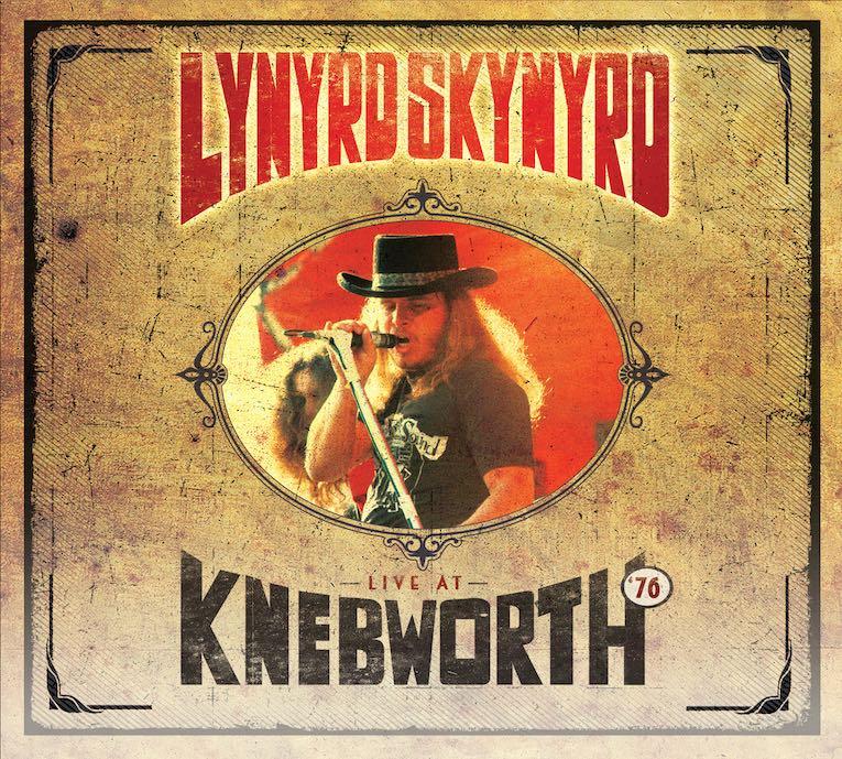 Lynyrd Skynyrd: Live At Knebworth '76 front image