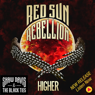 Shaw Davis Red Sun Rebillion