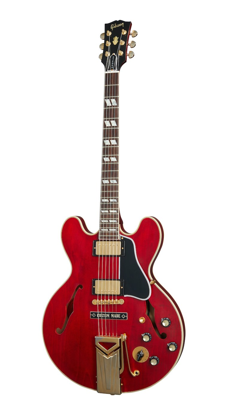 Marcus King 1962 Gibson ES-345 photo